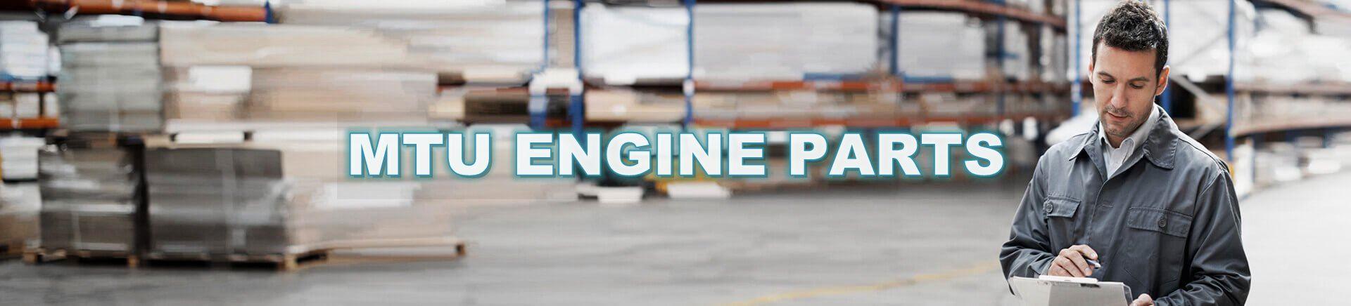 MTU Engine & Parts | Used MTU Engine & Gensets