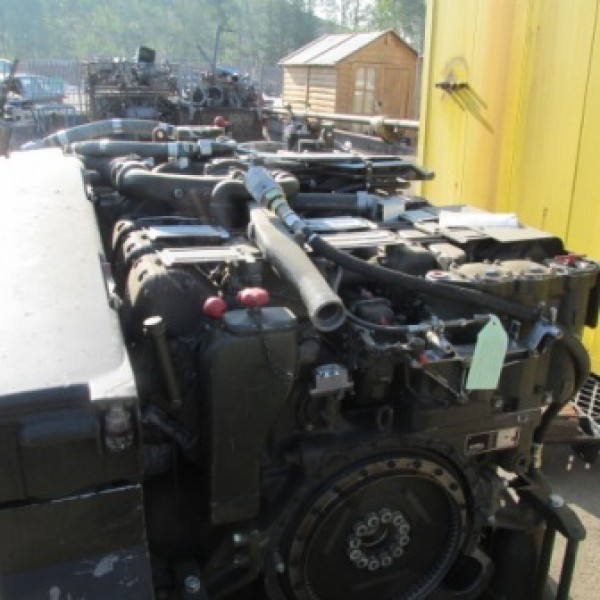 MTU 6V used diesel engine MB 833 441 kW